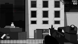 火柴人反恐:射击训练软件截图1