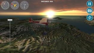 飞机飞行丛林飞行员模拟器软件截图1