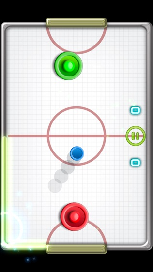 Glow Hockey 2L软件截图1