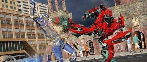 机器人城市战斗游戏软件截图2