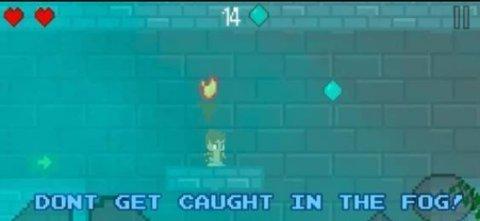 奔跑地牢游戏软件截图0