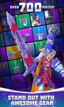 骑士爵位游戏软件截图2