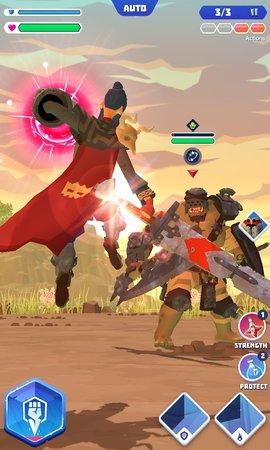 骑士爵位游戏软件截图3