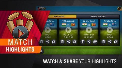 世界板球锦标赛2游戏