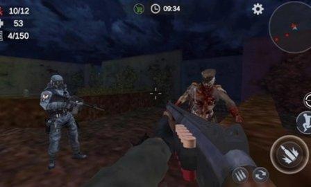僵尸3D生存破解版软件截图1