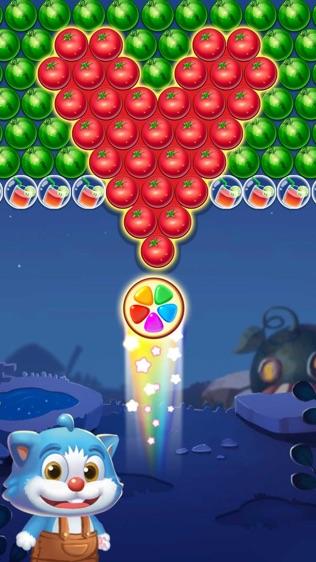 Shoot Ball Fruit Splash软件截图2