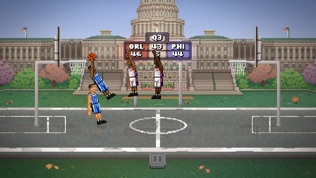 Bouncy Basketball软件截图1