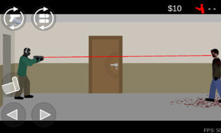 射杀僵尸防御破解版软件截图2