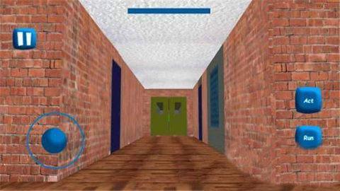 校园逃生模拟器