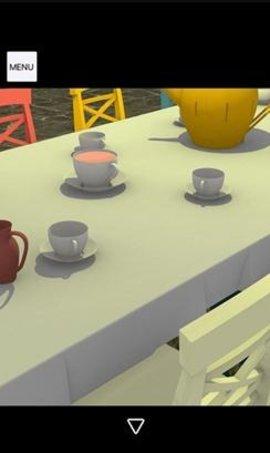 茶会逃脱Tea Party手机版软件截图1