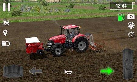 真实农场模拟器3D游戏软件截图1