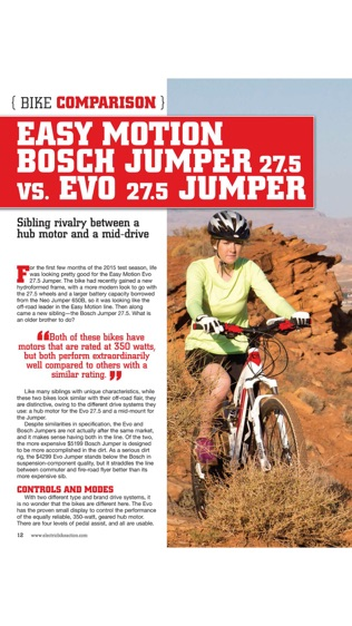 Electric Bike Action Magazine软件截图1
