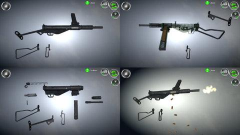 武器拆卸模拟器软件截图2
