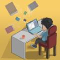 网络小说家模拟游戏