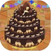 蛋糕制造者厨师烹饪游戏,婚礼,生日派对