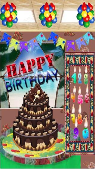 蛋糕制造者厨师烹饪游戏,婚礼,生日派对软件截图0