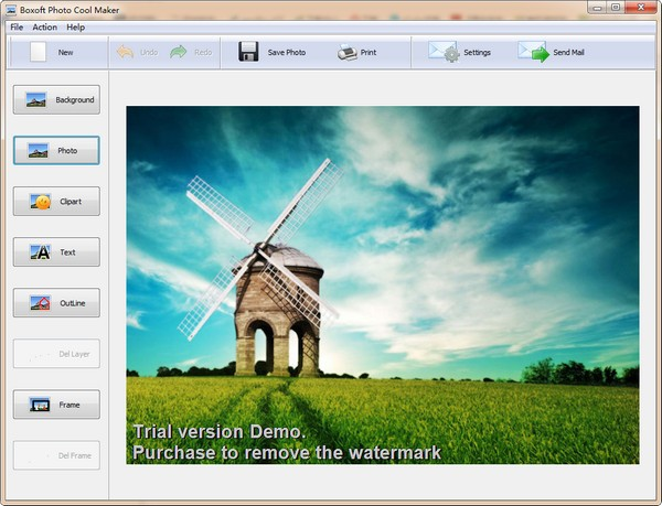 Boxoft Photos Cool Maker(照片美化软件)下载