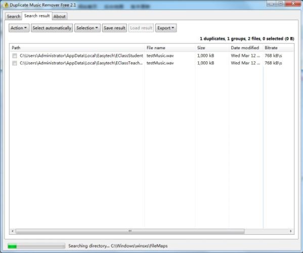 Duplicate Music Remover Free(重复音乐删除工具)下载