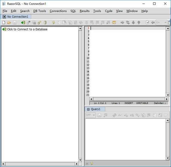 RazorSQL(数据库查询工具)下载