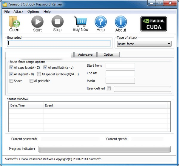iSumsoft Outlook Password Refixer(Outlook密码恢复器)下载