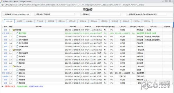 名易MyPM项目管理平台下载