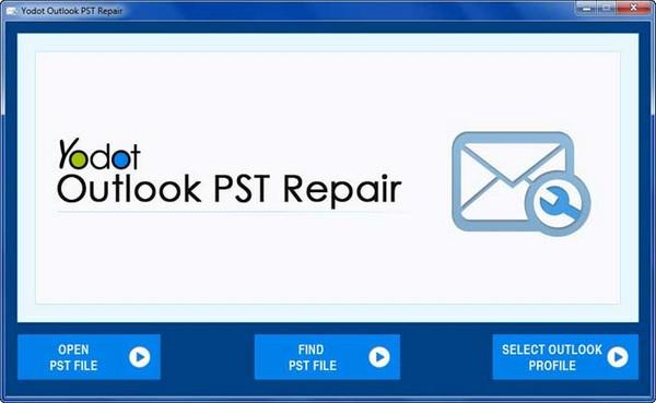 Yodot Outlook PST Repair(PST文件恢复工具)下载