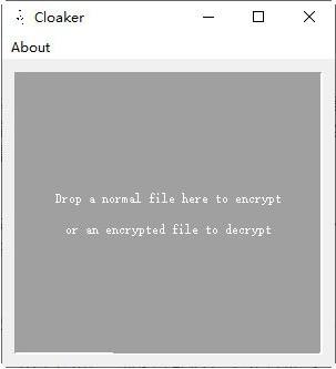 Cloaker(跨平台加密工具)下载