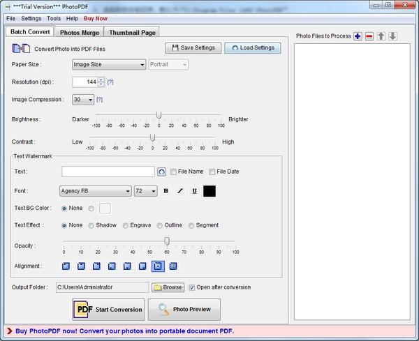 PhotoPDF(图片转PDF工具)下载