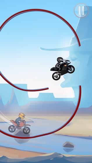 摩托赛 (Bike Race)软件截图2