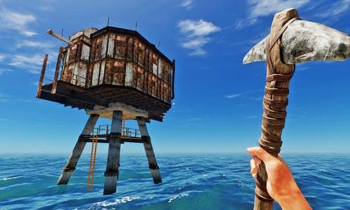 孤岛生存游戏大全软件合辑