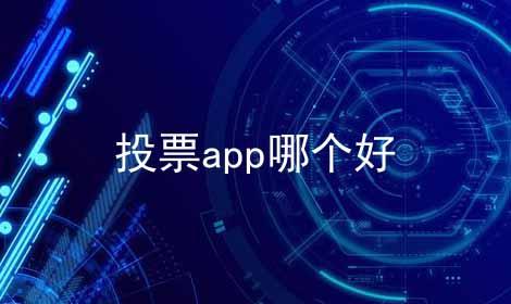 投票app哪个好软件合辑