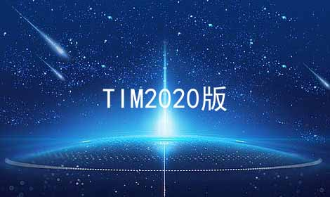 TIM2020版软件合辑