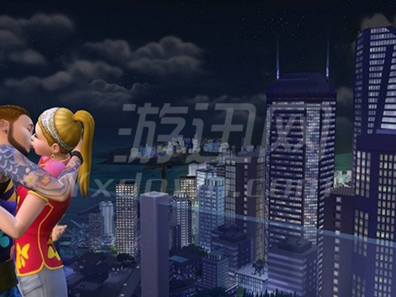 模拟人生4:都会生活 中文版下载