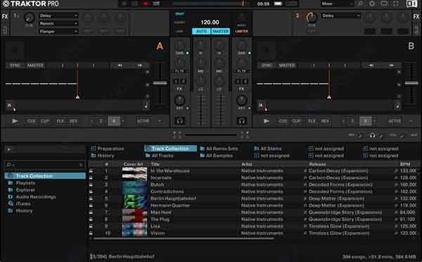 Traktor Pro(DJ制作软件)下载