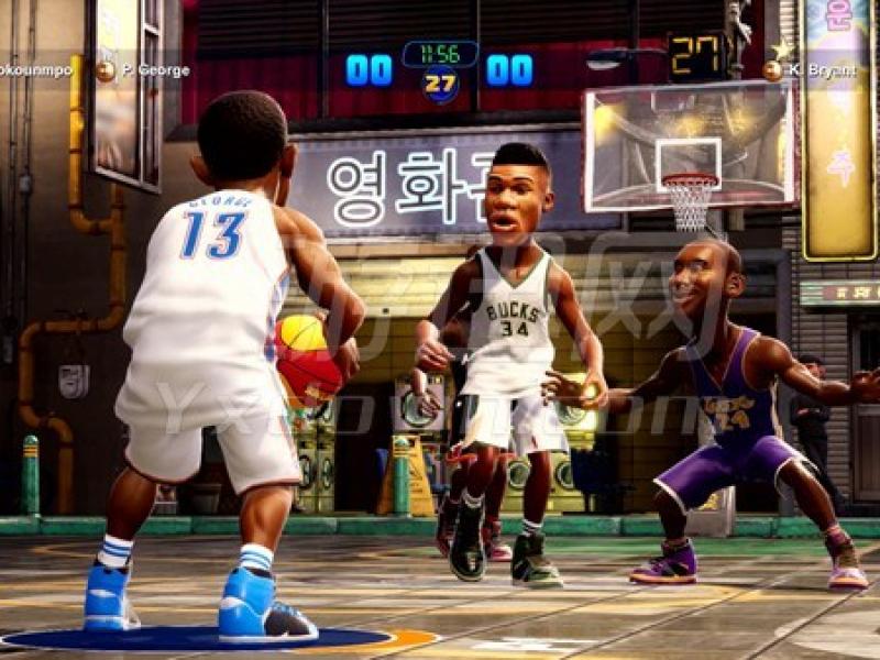 NBA2K欢乐竞技场2 英文版下载