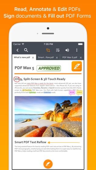 PDF Max软件截图0