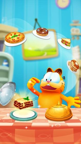 加菲猫跑酷软件截图2
