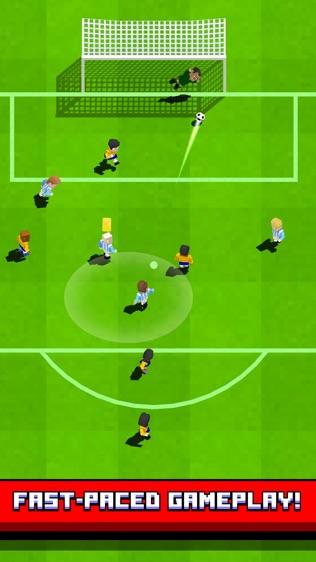 Retro Soccer软件截图1