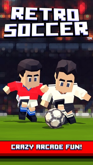 Retro Soccer软件截图0