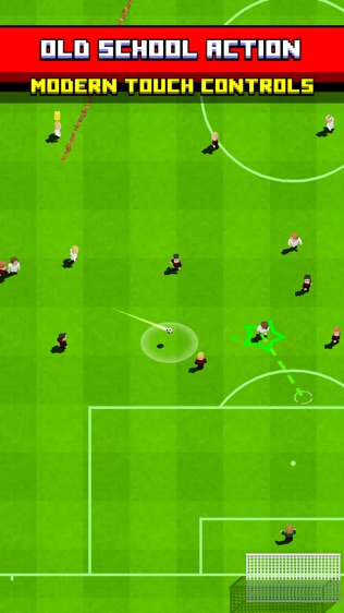 Retro Soccer软件截图2
