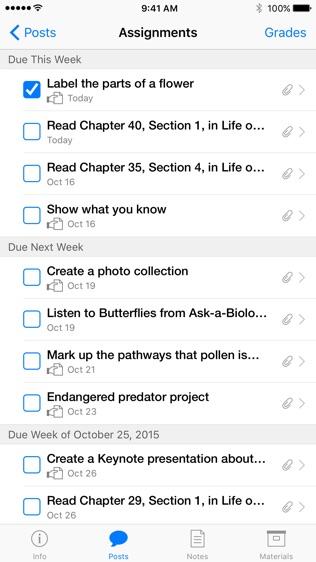 iTunes U软件截图0
