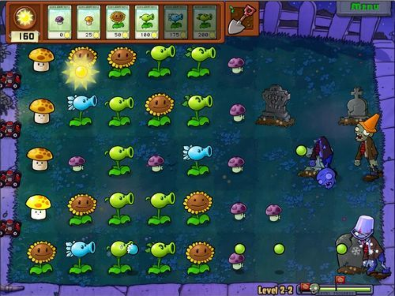 植物大战僵尸 年度版下载