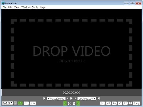 LosslessCut(视频剪切软件)下载