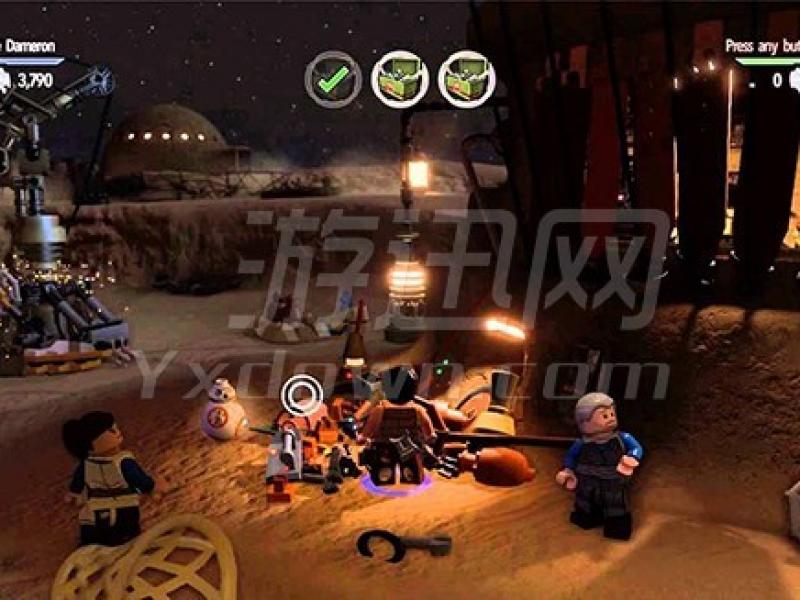 乐高星球大战:原力觉醒cia 日文版下载