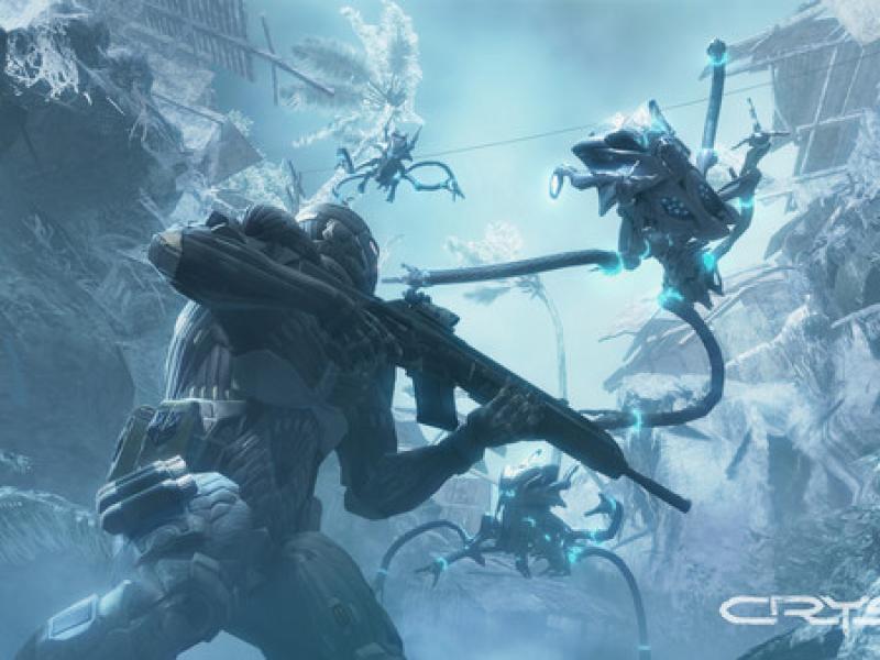 孤岛危机3 PC中文版下载