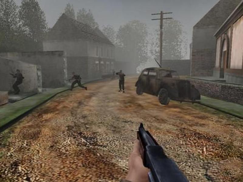 荣誉勋章:盟军突击-战争宝箱 破解版下载