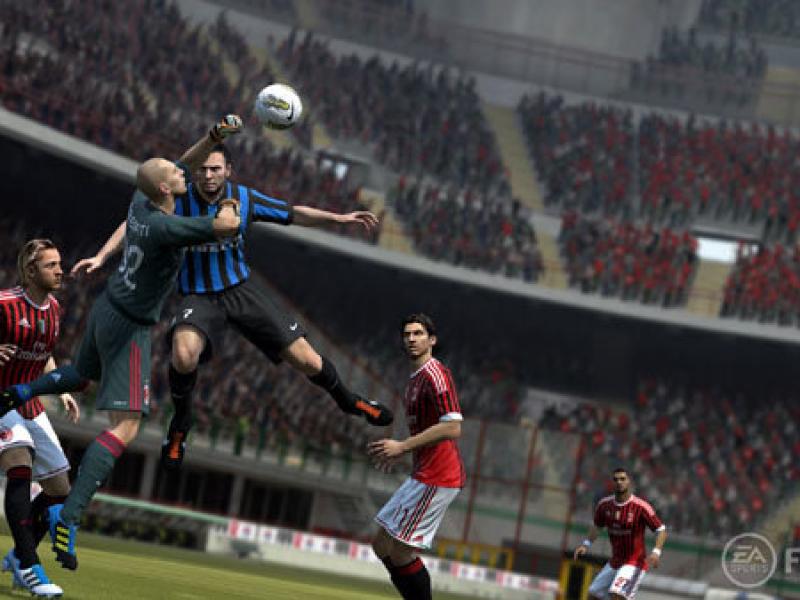 FIFA12 硬盘版下载