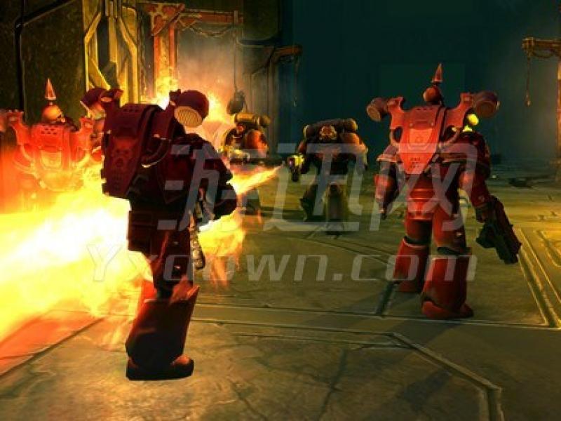 战锤40K:太空狼 PC版下载