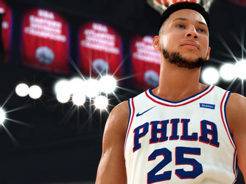 NBA 2K19 PC版下载