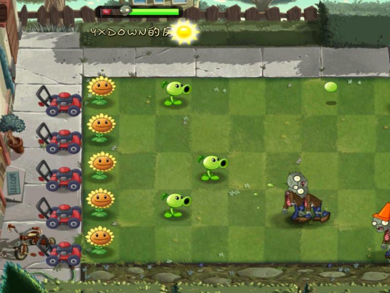 植物大战僵尸2功夫世界 安卓破解版下载